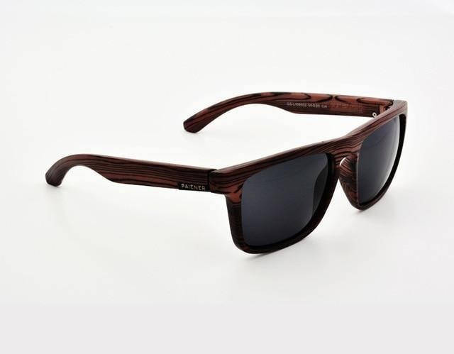 Gutgash - Brown & Black - Men's Sunglasses - Wayfarers - Crissado