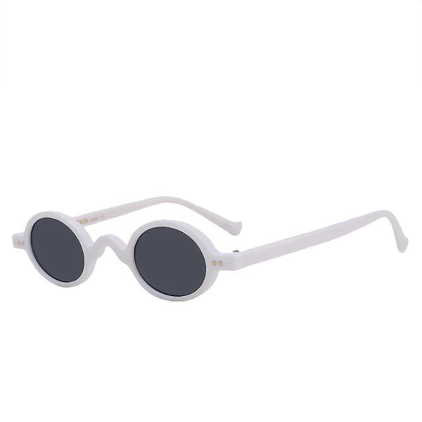 Looplab - White  w black - Women's Sunglasses -  - Crissado