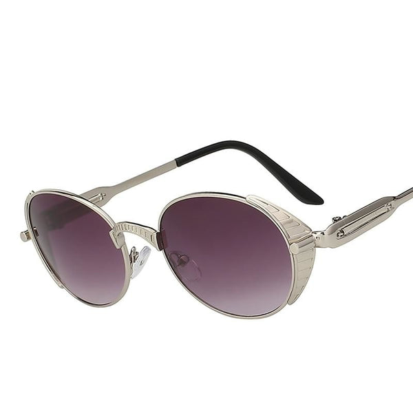 Chucknology -  - Women's Sunglasses - Round Sunglasses - Crissado