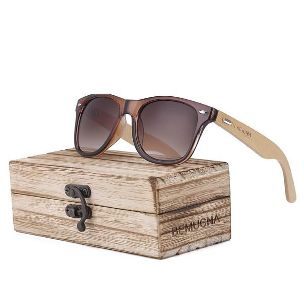 BearClaw - C5 - Men's Sunglasses - Wayfarers - Crissado