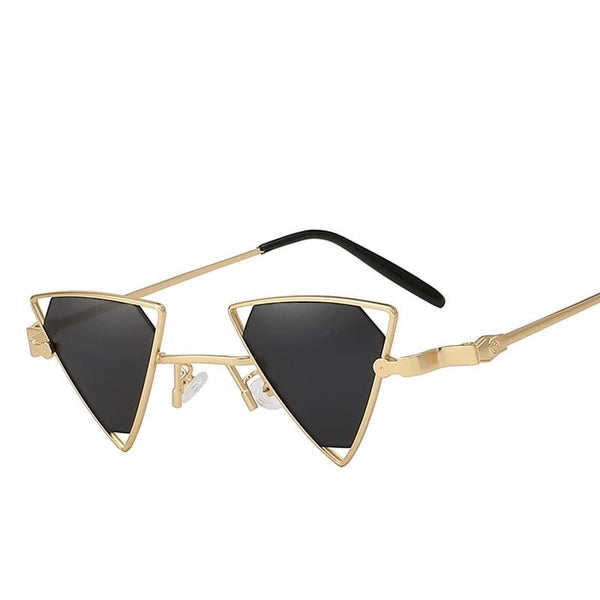 Terrassa -  - Women's Sunglasses - Steampunk Sunglasses - Crissado