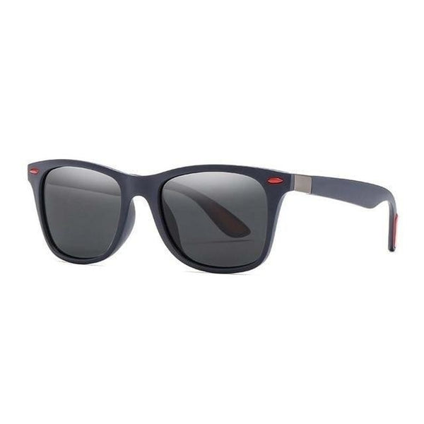 ASTROTRAIN - Blue Gray - Unisex Sunglasses -  - Crissado