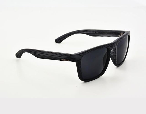 Gutgash - Gray & Black - Men's Sunglasses - Wayfarers - Crissado