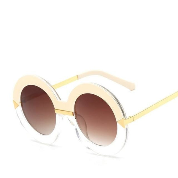 Oblivion - color 3 - Women's Sunglasses - Round Sunglasses - Crissado