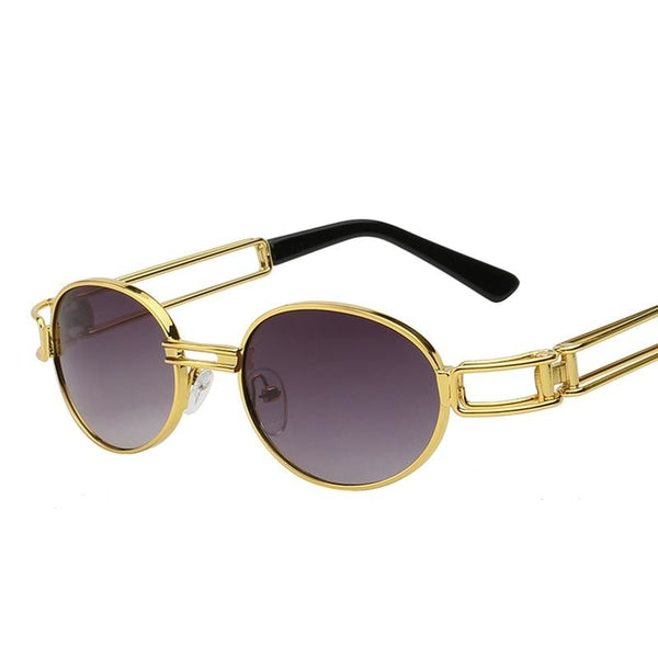 Fanzone -  - Men's Sunglasses - Round Sunglasses - Crissado