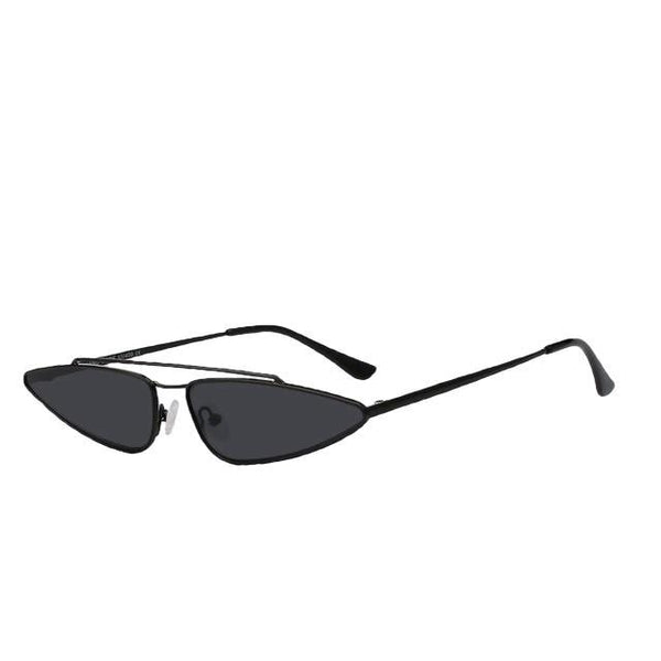 Arrowgance - Full black - Women's Sunglasses - Cat Eye Sunglasses - Crissado