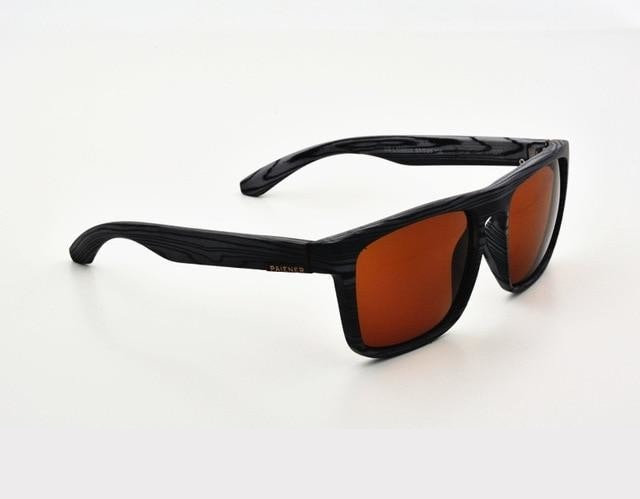 Gutgash - Gray & Tea - Men's Sunglasses - Wayfarers - Crissado