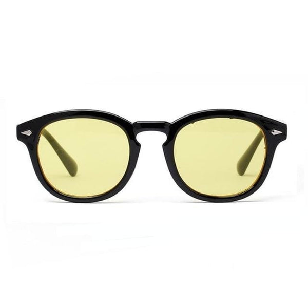 Megatron - YELLOW - Men's & Women's Sunglasses - Vintage Sunglasses - Crissado