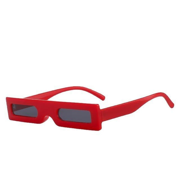 Soostev - Red w black - Women's Sunglasses -  - Crissado