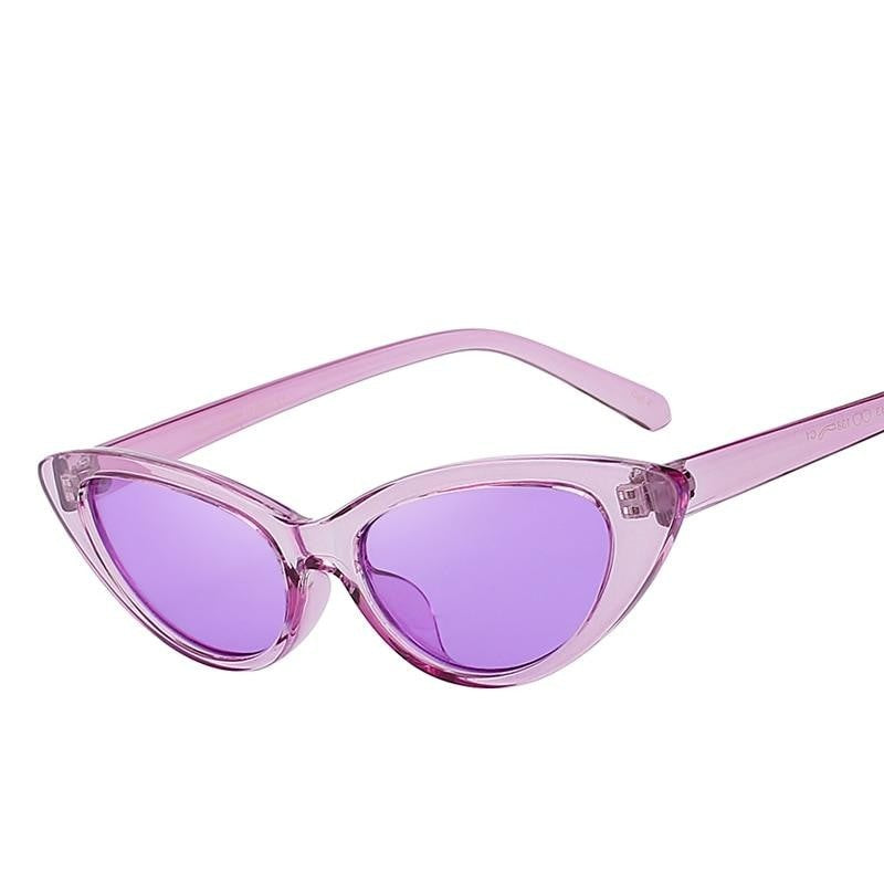 Lingox -  - Women's Sunglasses - Cat Eye Sunglasses - Crissado