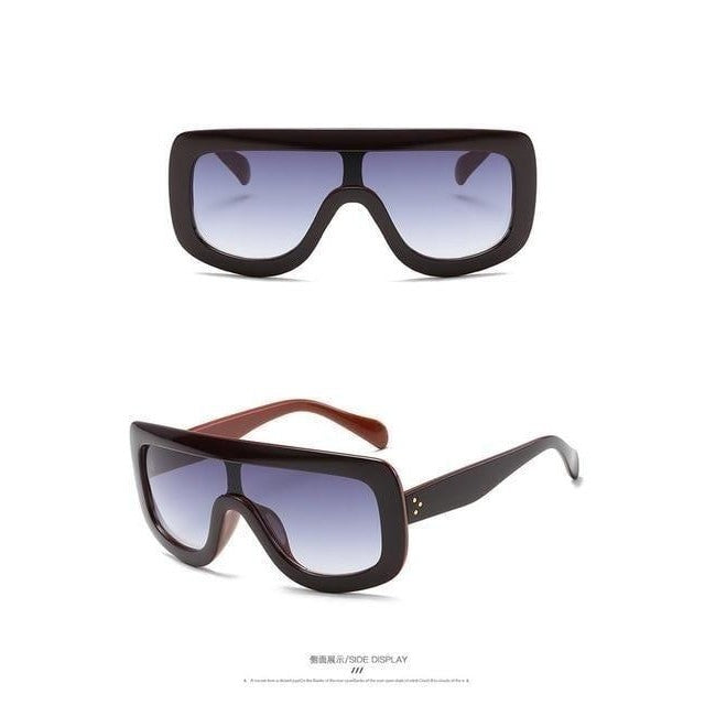 GELLER - colour 5 - Unisex Sunglasses -  - Crissado