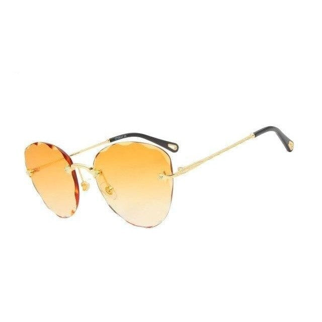Bocilile-04-Women's Sunglasses-Cat Eye Sunglasses-Lensuit