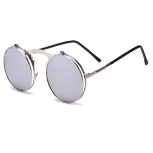 Hexteria Sunglasses-AO2silver-Men's & Women's Sunglasses-Flip Up Sunglasses-Lensuit