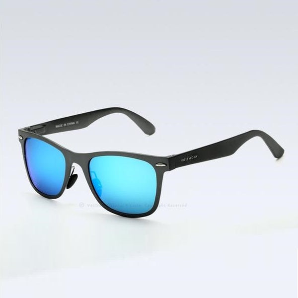 Ratchet - gray blue - Men's Sunglasses - Wayfarers - Crissado