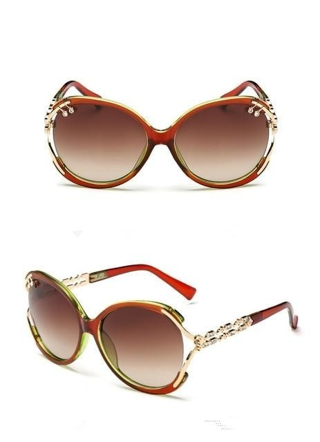 Wazzasoft - color 4 - Women's Sunglasses - Vintage Sunglasses - Crissado