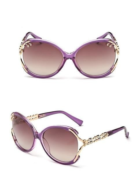 Wazzasoft - color 5 - Women's Sunglasses - Vintage Sunglasses - Crissado