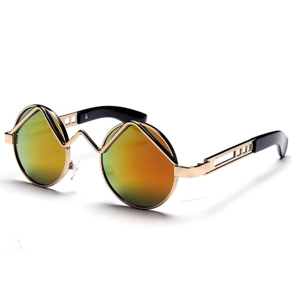 NORD - RS101 C2 - Men's & Women's Sunglasses - Steampunk Sunglasses - Crissado