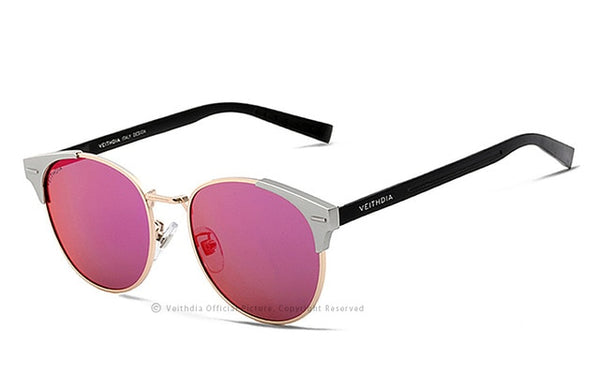 ONYXX - gold red - Men's & Women's Sunglasses - Wayfarers - Crissado