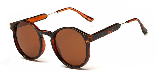 Boaconic-Leopard-Men's & Women's Sunglasses-Wayfarers-Lensuit