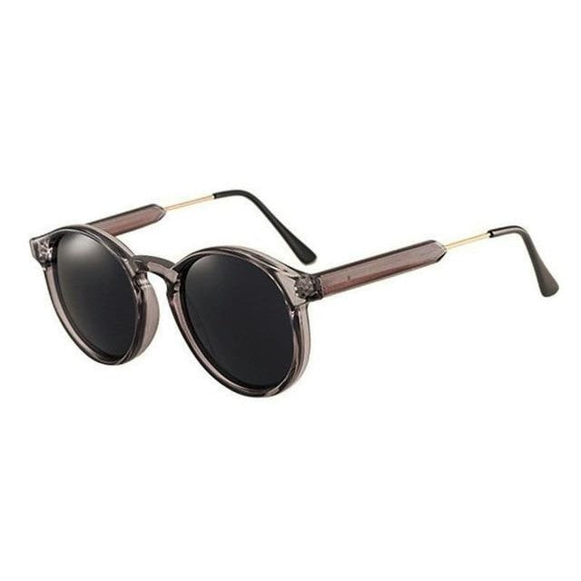 Boaconic-Transparent Grey-Men's & Women's Sunglasses-Wayfarers-Lensuit