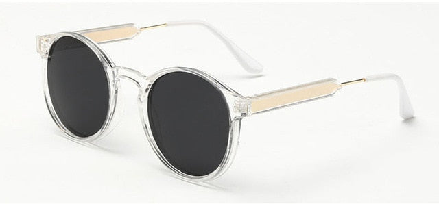 Boaconic-Transparent-Men's & Women's Sunglasses-Wayfarers-Lensuit