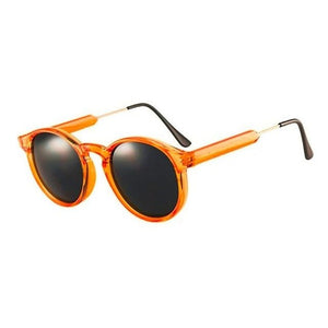 Boaconic-Transparent Orange-Men's & Women's Sunglasses-Wayfarers-Lensuit