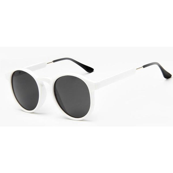 Boaconic - White - Men's & Women's Sunglasses - Wayfarers - Crissado