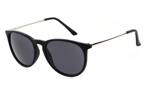 Hara - C2 Matte black - Men's & Women's Sunglasses - Cat Eye Sunglasses - Crissado