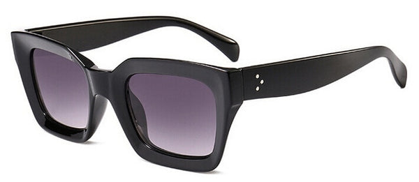 Grace - Black - Women's Sunglasses -  - Crissado
