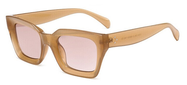 Grace Sunglasses-Brown-Women's Sunglasses--Lensuit