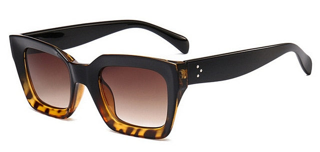 Grace Sunglasses-Black Leopard-Women's Sunglasses--Lensuit