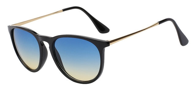 Kelorco - Black w blue yellow - Men's Sunglasses -  - Crissado