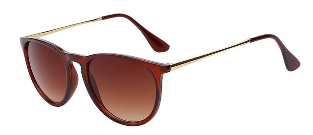 Kelorco - Brown frame brown - Men's Sunglasses -  - Crissado