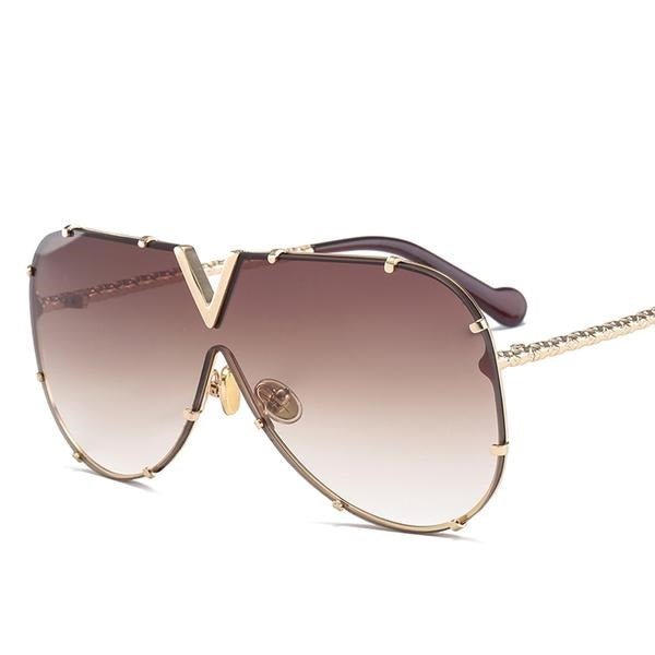 Professor X -  - Men's Sunglasses - Aviators - Crissado