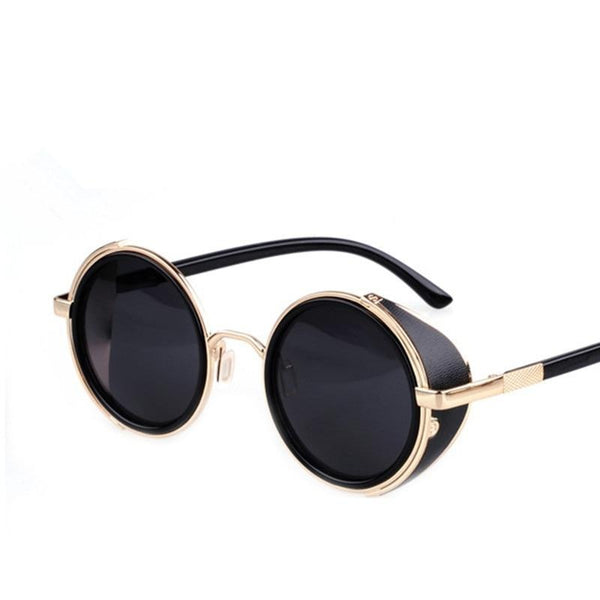 Ploosnar -  - Men's & Women's Sunglasses - Steampunk Sunglasses - Crissado