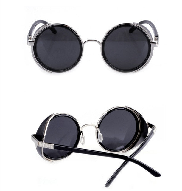 Ploosnar - C2 - Men's & Women's Sunglasses - Steampunk Sunglasses - Crissado