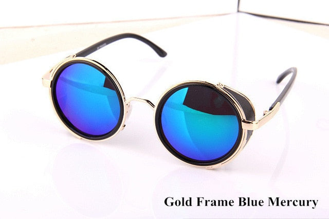 Ploosnar - C10 - Men's & Women's Sunglasses - Steampunk Sunglasses - Crissado