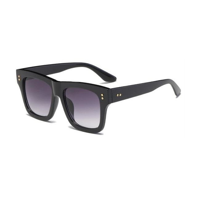 Foreal Sunglasses-Black Grey-Women's Sunglasses-Wayfarers-Lensuit