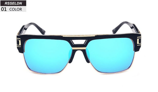 Peacemaker Sunglasses-01 / Multi-Men's Sunglasses-Celebrity Sunglasses-Lensuit