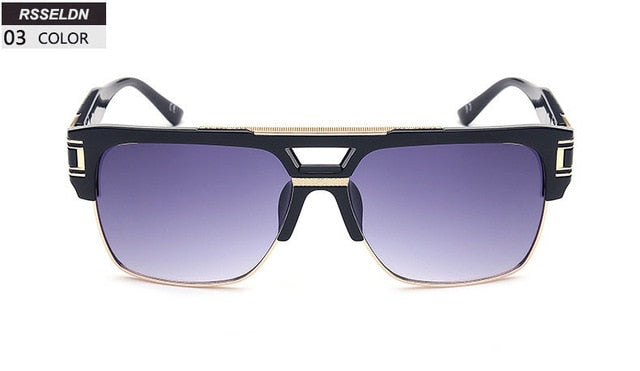 Peacemaker Sunglasses-03 / Multi-Men's Sunglasses-Celebrity Sunglasses-Lensuit