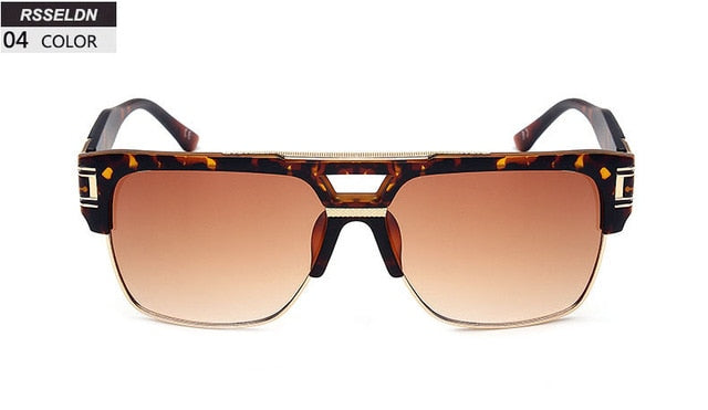 Peacemaker Sunglasses-04 / Multi-Men's Sunglasses-Celebrity Sunglasses-Lensuit