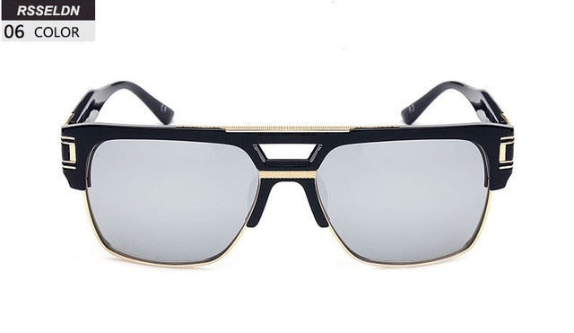 Peacemaker Sunglasses-06 / Multi-Men's Sunglasses-Celebrity Sunglasses-Lensuit