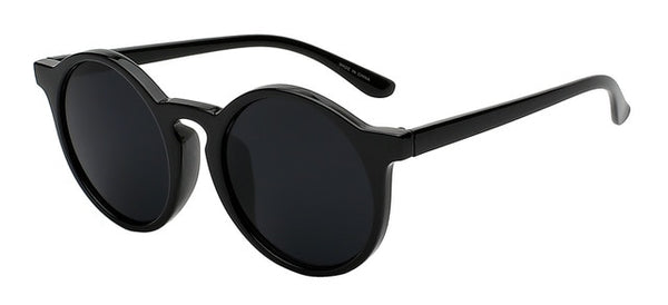 Spourmo - Black w black - Men's & Women's Sunglasses - Cat Eye Sunglasses - Crissado
