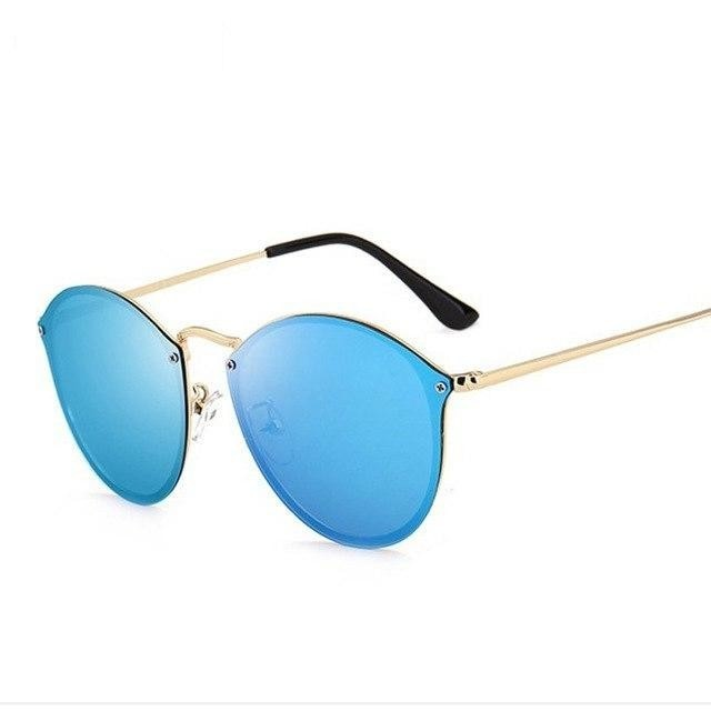 Lynx Sunglasses-D298 ice blue-Men's & Women's Sunglasses--Lensuit