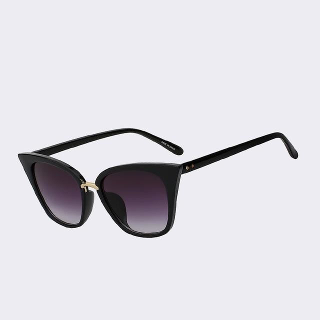 Vasagle - C1 Black smoke - Women's Sunglasses - Cat Eye Sunglasses - Crissado