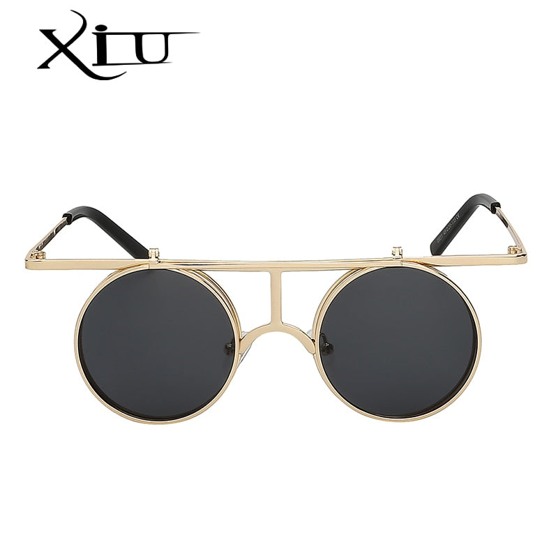 Rictus -  - Men's Sunglasses - Steampunk Sunglasses - Crissado