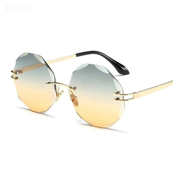 Rowe -  - Men's & Women's Sunglasses - Round Sunglasses - Crissado