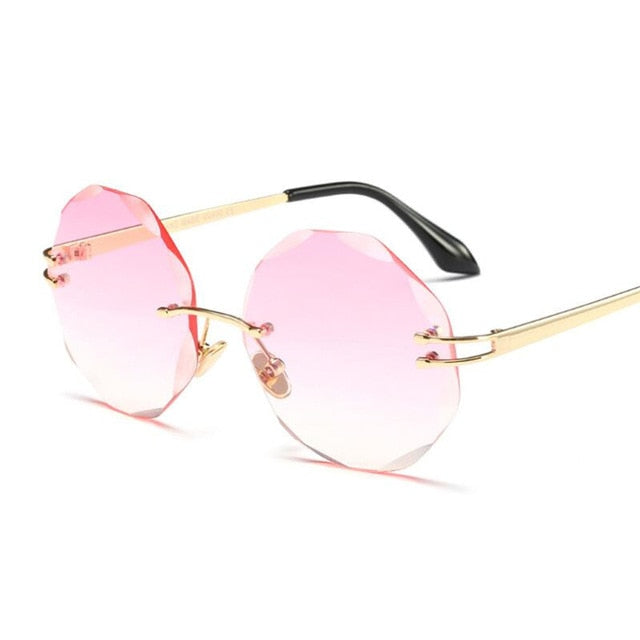 Rowe - c3 pink / Multi - Men's & Women's Sunglasses - Round Sunglasses - Crissado