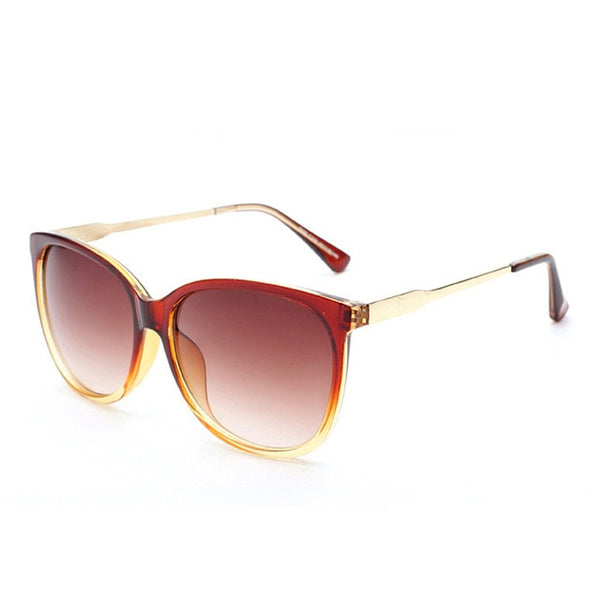 Aileen - Brown-Package A - Women's Sunglasses - Vintage Sunglasses - Crissado