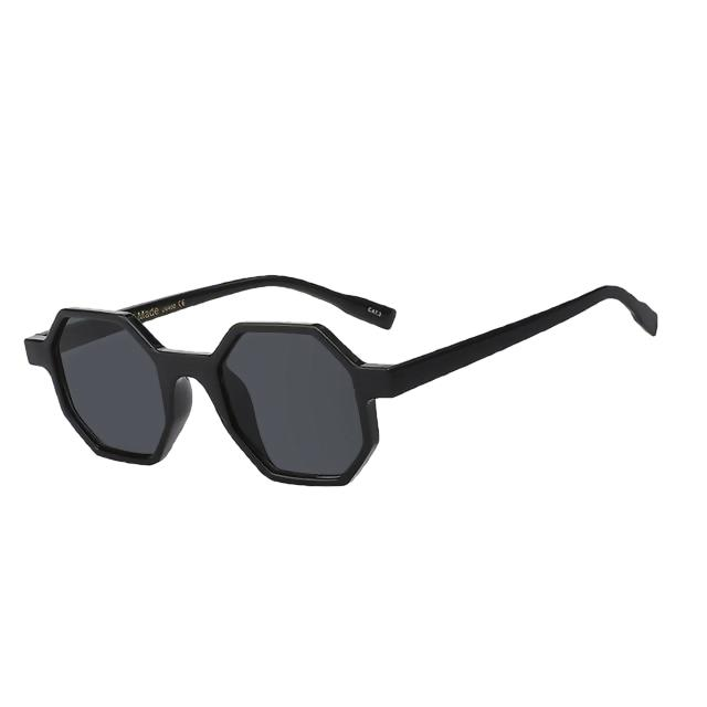Modax Sunglasses-Black w black-Women's Sunglasses-Vintage Sunglasses-Lensuit